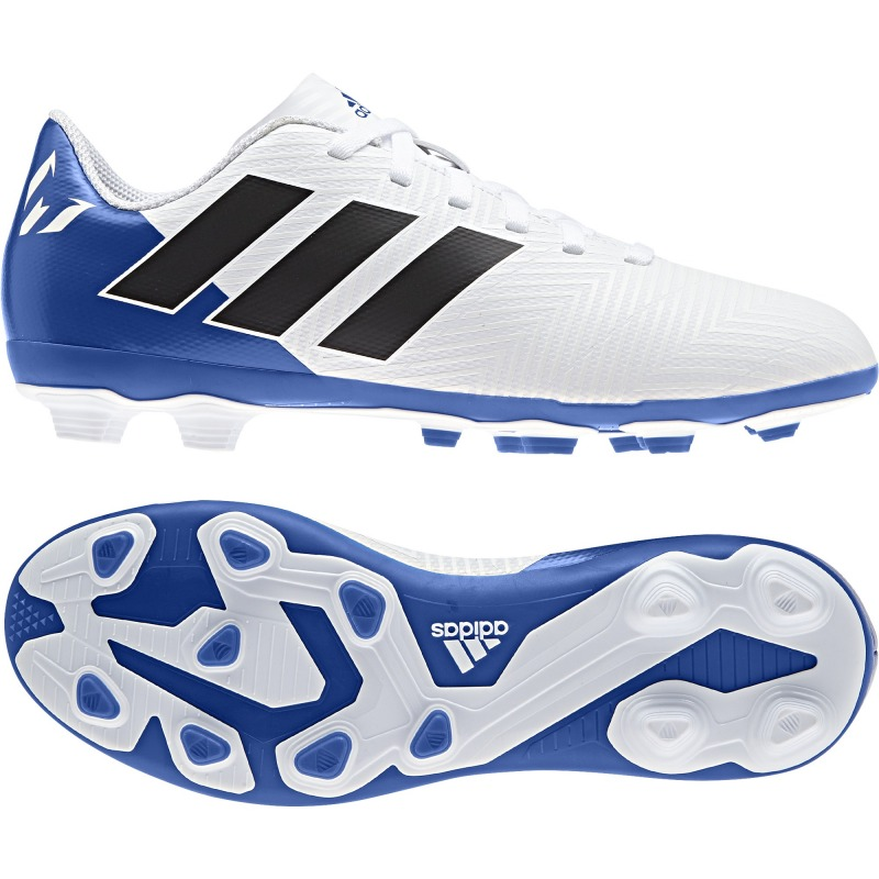 bd378a7ab ... ADIDAS NEMEZIZ MESSI FOOTBALL BOOTS 18.4 FxG JUNIOR Team Mode