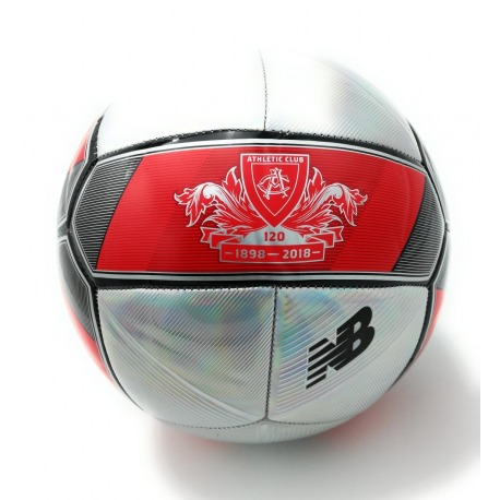 ATHLETIC CLUB of BILBAO 120 Aniversario (1898-2018) Ball - New Balance