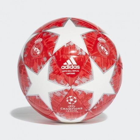 Balón adidas Finale 18 Real Madrid Capitano