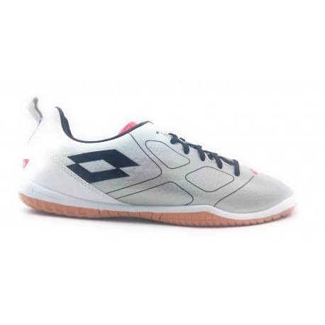 Zapatillas de Futbol Sala LOTTO MAESTRO 700 ID Color plata