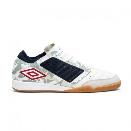 Zapatillas de Fútbol Sala UMBRO CHALEIRA PRO, color blanco