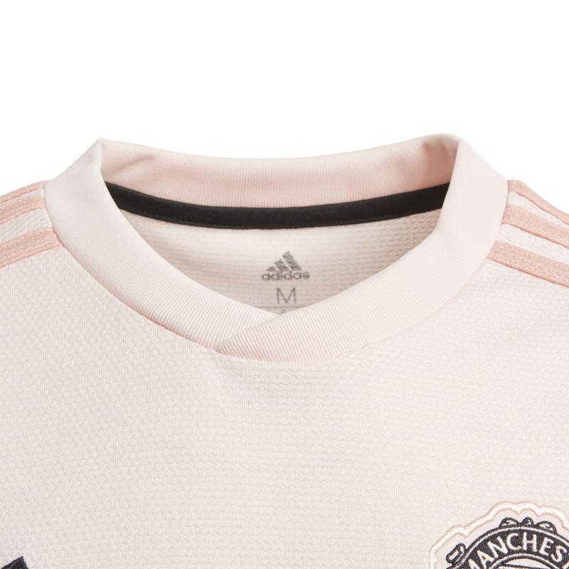 04df32cc9f0 ... Manchester United AWAY T-Shirt 18 19 - Adidas Junior