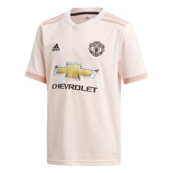 Manchester United AWAY T-Shirt 18/19 - Adidas Junior
