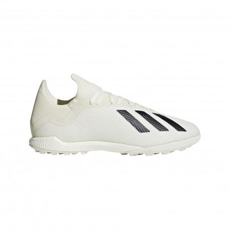 BOTAS de fútbol ADIDAS X TANGO 18.3 TF SPECTRAL MODE color Blanco - Negro