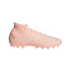 Botas de Fútbol ADIDAS PREDATOR 18.3 AG SPECTRAL MODE Color rosa