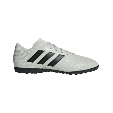 buy online 2ccc2 f6d45 ADIDAS soccer BOOTS NEMEZIZ TANGO 18.4 TURF Spectral Mode color ashsilver