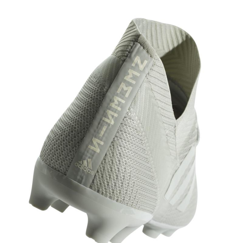 super popular f1f06 8b2e2 ... ADIDAS NEMEZIZ FOOTBALL BOOTS 18.3 FG Spectral Mode Color ash silver ...