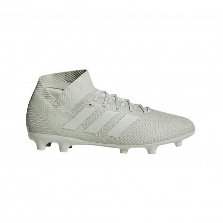 c74c7e7630544 ADIDAS NEMEZIZ FOOTBALL BOOTS 18.3 FG Spectral Mode Color ash silver