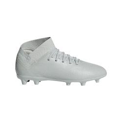 Botas de Fútbol ADIDAS NEMEZIZ 18.3 FG Junior SPECTRAL MODE Color gris