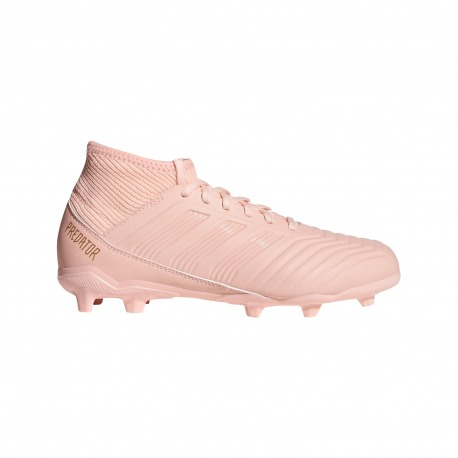 c6588f846ddf3 ADIDAS PREDATOR FOOTBALL BOOTS 18.3 FG JUNIOR SPECTRAL MODE COLOR PINK