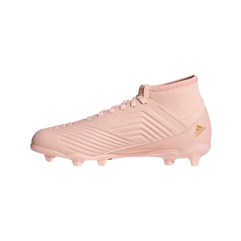 watch a6261 c48aa ... ADIDAS PREDATOR FOOTBALL BOOTS 18.3 FG JUNIOR SPECTRAL MODE COLOR PINK  ...