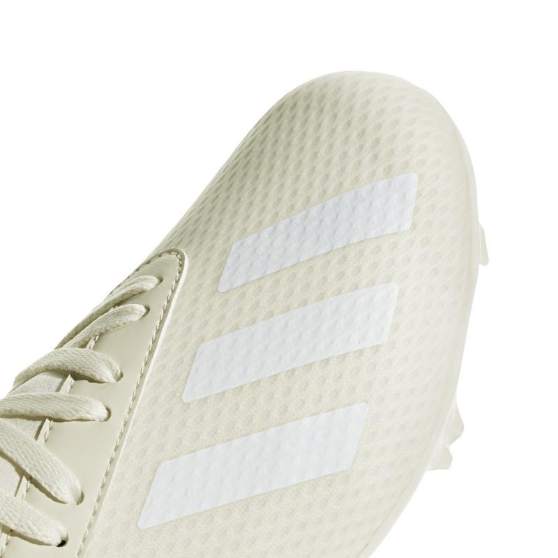 ac290e0db57 ... ADIDAS X FOOTBALL BOOTS 18.3 FG JUNIOR SPECTRAL MODE Color off white ...