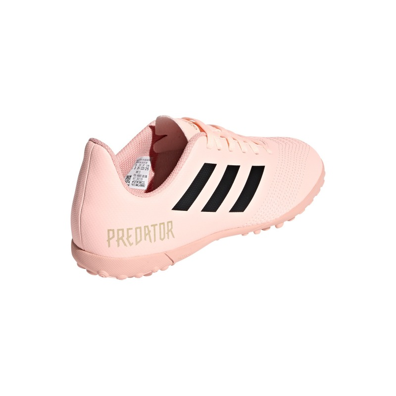 detailed look 443c5 57249 ... ADIDAS PREDATOR TANGO FOOTBALL BOOTS 18.4 TURF JUNIOR SPECTRAL MODE  Color pink ...