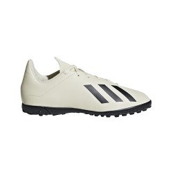 Botas de Futbol ADIDAS X TANGO 18.4 TURF Junior Spectral Mode Color blanco