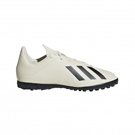 ADIDAS BOOTS X TANGO 18.4 TURF Junior Spectral Mode Color off white