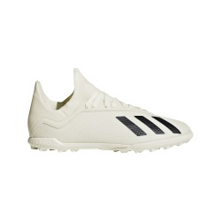 Botas de Fútbol ADIDAS X TANGO 18.3 Turf Junior SPECTRAL MODE Color blanco