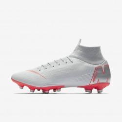 Botas de fútbol NIKE MERCURIAL SUPERFLY 6 PRO AG-PRO Color gris