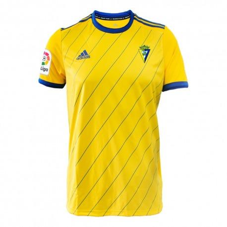 Camiseta 1ª equipación del Cádiz CF 18-19