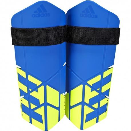 ESPINILLERAS ADIDAS X LITE Color azul-amarillo