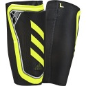 ADIDAS X FOIL Shinpads color black-yellow