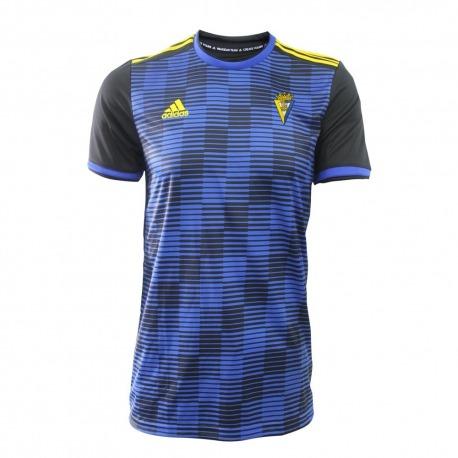 Camiseta de la 2ª equipación del Cádiz CF 18-19 Junior - Adidas