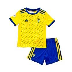 MINIKIT de la 1ª equipación del Cádiz CF 18-19 Junior - Adidas