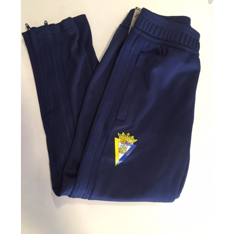 Pantalón de chándal del CADIZ CF 18-19 Junior Adidas