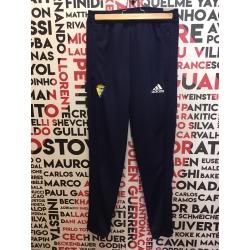 Pantalón de chándal del CADIZ CF 18-19 Adidas