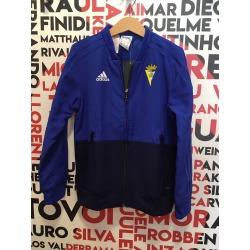 Chaqueta de chándal del CADIZ CF 18-19 Junior Adidas