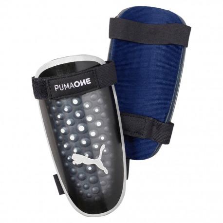 Puma One 5 Shin guards color sodalite blue-black