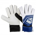 GUANTES de PORTERO PUMA ONE GRIP 4 Color azul-plata