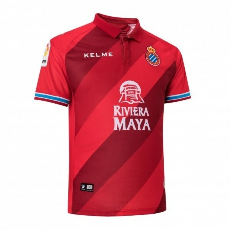 Away RCD ESPANYOL 18-19 Tshirt Kelme