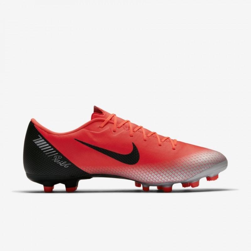new style b23e7 7f704 ... Botas de fútbol NIKE VAPOR 12 ACADEMY CR7 FG MG Color rojo ...