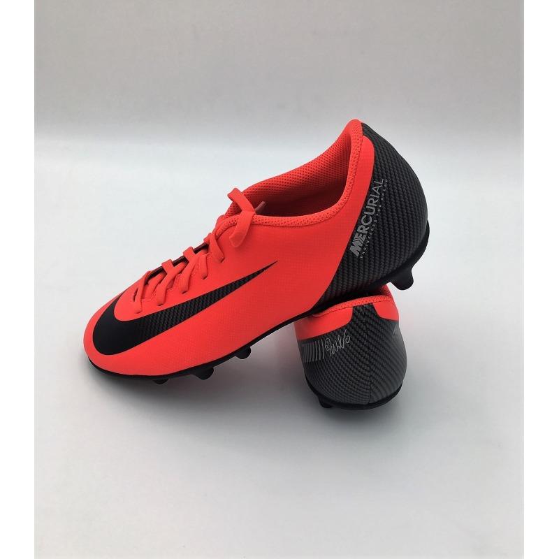 huge discount a8210 3b9a2 ... Botas de fútbol NIKE VAPOR 12 CLUB CR7 FG MG Color rojo