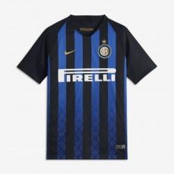 Home INTER OF MILAN Tshirt 18/19 Junior - NIKE