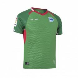 Camiseta de la 2ª equipación del DEPORTIVO ALAVES 18-19 Kelme b7a77c14066f0