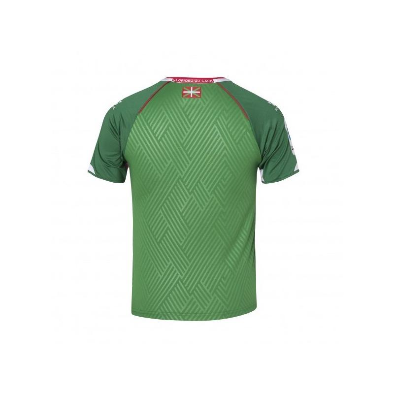3a86f44bb3eee ... Camiseta de la 2ª equipación del DEPORTIVO ALAVES 18-19 Kelme