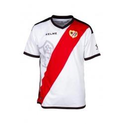 Camiseta de la 1ª equipación del RAYO VALLECANO 18-19 Kelme