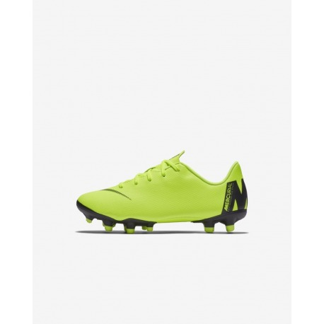 Botas de fútbol NIKE JR MERCURIALX VAPOR 12 ACADEMY PS FG/MG Junior - ALWAYS FORWARD PACK