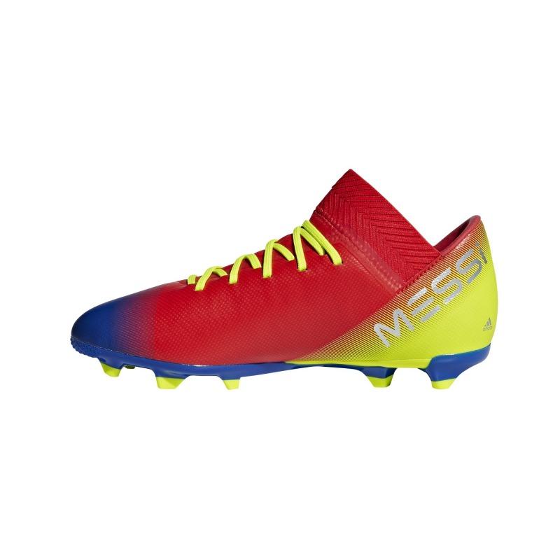 ff3a76107 ... ADIDAS NEMEZIZ MESSI FOOTBALL BOOTS 18.3 FG JUNIOR INITIATOR PACK ...