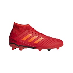 ADIDAS PREDATOR FOOTBALL BOOTS 19.3 FG JUNIOR INITIATOR PACK