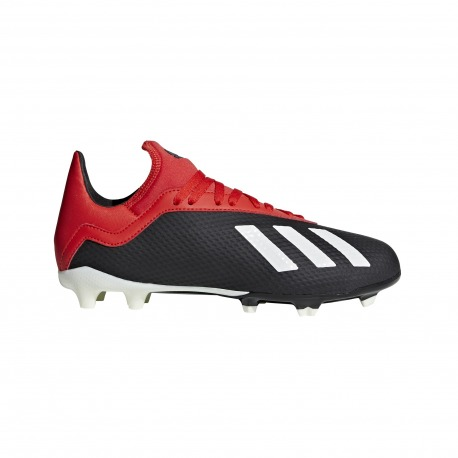 ADIDAS X FOOTBALL BOOTS 18.3 FG JUNIOR INITIATOR PACK