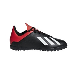 ADIDAS X FOOTBALL BOOTS 18.4 TURF JUNIOR INITIATOR PACK
