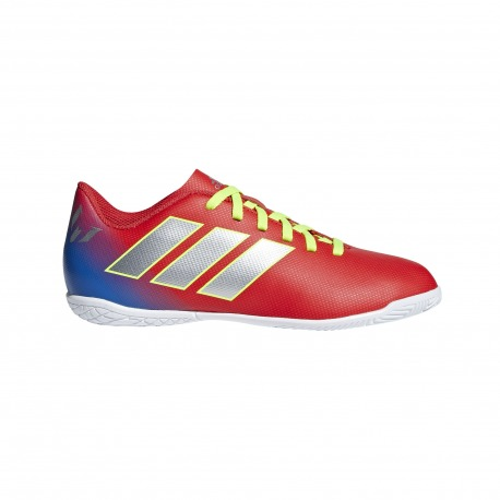 Zapatillas de Futbol Sala ADIDAS NEMEZIZ MESSI 18.4 IN Junior - INITIATOR PACK