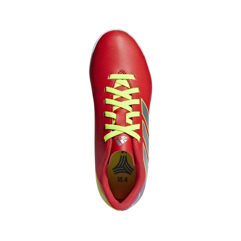 ... ADIDAS indoor BOOTS NEMEZIZ MESSI 18.4 IN Junior INITIATOR PACK ... f8e35d3d8
