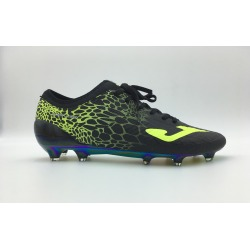 JOMA PROPULSION LITE 901 BLACK FOOTBALL BOOTS FG