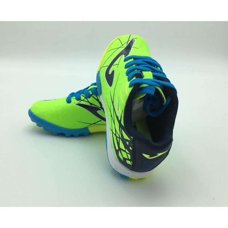 ce6823a6e5594 ... JOMA CHAMPION JR 911 Fluor TURF FOOTBALL BOOTS
