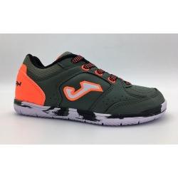 Indoor Football Sneakers JOMA SALA MAX JR 923 Dark Green Kids