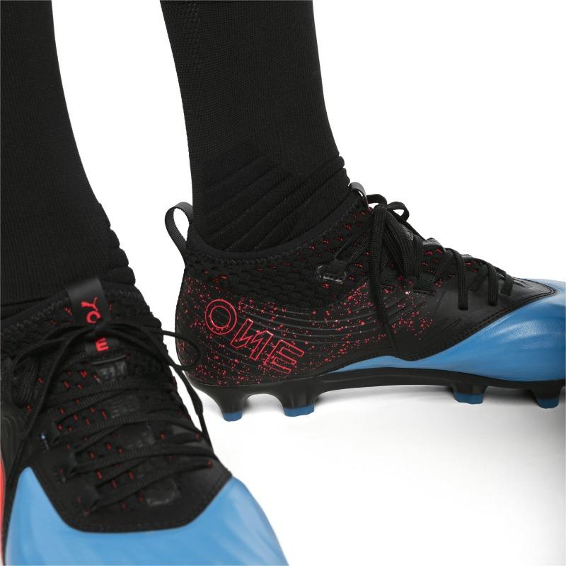 216466a2e0e ... PUMA ONE 19.2 FG AG Football Boots - Power Up Pack
