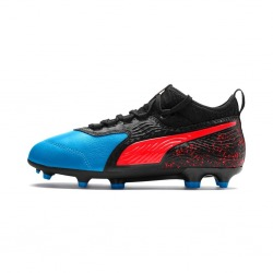 PUMA ONE 19.3 FG/AG Football Boots KIDS - Power Up Pack